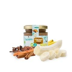 Sienna & Friends Spread banaan & peperkoekkruiden bio (125 gram)