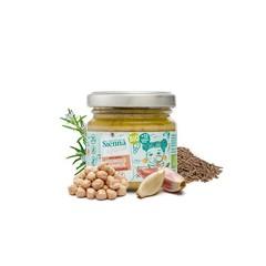 Sienna & Friends Hummus rozemarijn & komijn bio (90 gram)
