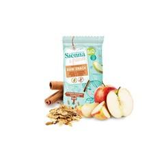 Sienna & Friends Raw snack appel & kaneel bio (20 gram)