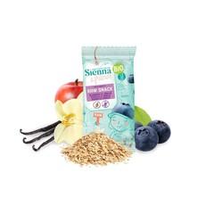 Sienna & Friends Raw snack bosbes & vanille bio (20 gram)