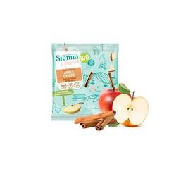 Sienna & Friends Chips van appel en kaneel bio (15 gram)