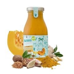 Sienna & Friends Pompoensoep met kruiden bio (260 ml)