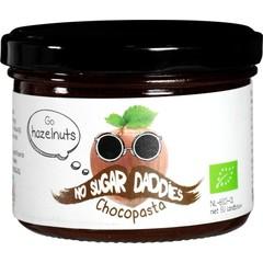 No Sugar Daddies Chocopasta hazelnoot bio (200 gram)