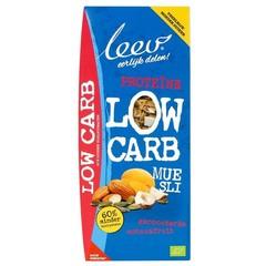 Leev Low carb muesli noten en fruit bio (350 gram)