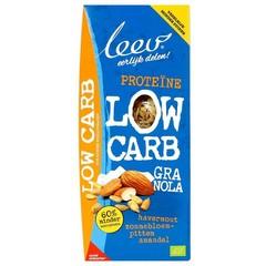 Leev Low carb granola haver en zaden bio (350 gram)