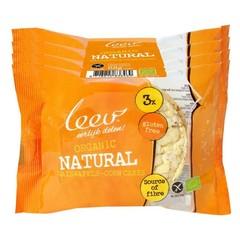 Leev Maiswafel naturel bio (68 gram)