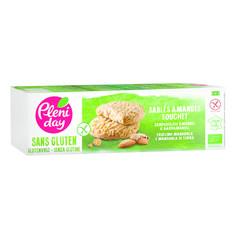 Pleniday Zandkoekjes amandel & aardamandel glutenvrij bio (150 gram)