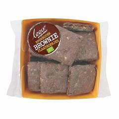 Leev Roomboter plaatkoekjes brownie bio (100 gram)