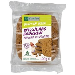 Damhert Speculaasbrok glutenvrij (120 gram)