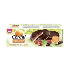Cereal Koek framboos delight (140 gram)