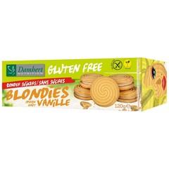 Damhert Glutenvrije blondies zonder suiker (120 gram)