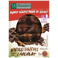 Damhert Wafel chocoladesmaak (165 gram)