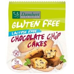 Damhert Chocolate chip mini cakejes (190 gram)