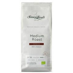Simon Levelt Espresso medium roast bonen bio (1 kilogram)