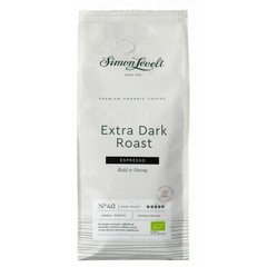 Simon Levelt Espresso extra dark roast bonen (1 kilogram)