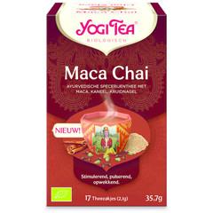 Yogi Tea Maca chai (17 zakjes)