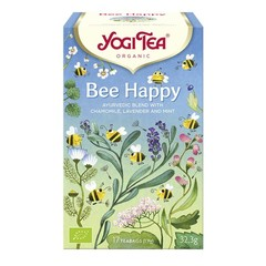 Yogi Tea Bee happy bio (17 zakjes)