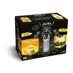 Yogi Tea Tea gember & citroen (1 set)