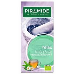 Piramide Relax thee hennep bio (30 gram)