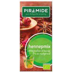 Piramide Hennep mix bio (30 gram)