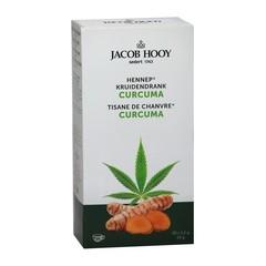 Jacob Hooy Curcuma thee (20 zakjes)