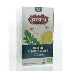 Celestial Season Organic lemon moringa infusion bio (31 gram)
