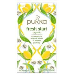 Pukka Org. Teas Fresh start bio (20 zakjes)