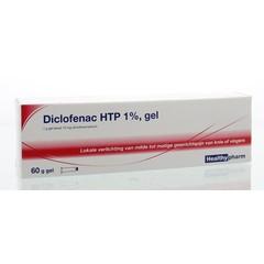 Healthypharm Diclofenac HTP 1% gel (60 gram)