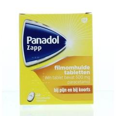 Panadol Panadol zapp 500 mg (20 tabletten)
