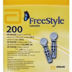 Freestyle Lancet (200 stuks)