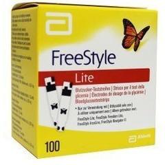 Freestyle Lite teststrips (100 stuks)