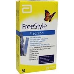 Freestyle Precision teststrip (50 stuks)