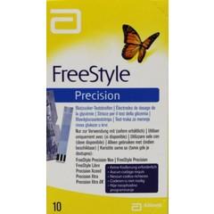 Freestyle Precision teststrip (10 stuks)
