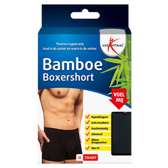 Lucovitaal Bamboe boxershort maat L (1 stuks)