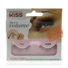 Kiss True volume lash chic (1 stuks)