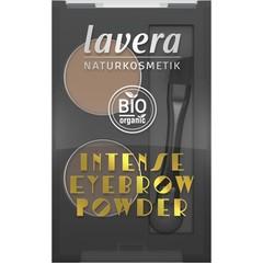 Lavera Wenkbrauwpoeder 0.8 gram (2 stuks)