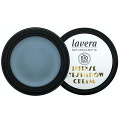 Lavera Oogschaduwcreme blue grey 01 (4 gram)