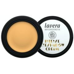 Lavera Oogschaduwcreme glamorous gold 02 (4 gram)