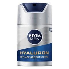 Nivea Men active age hyaluron moisturizing gel (50 ml)