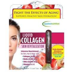 Irwin Naturals Liquid collagen skin revital (10 stuks)