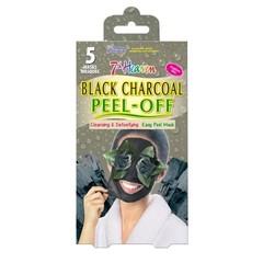 Montagne 7th Heaven black charcoal peel-off multipack (5 stuks)