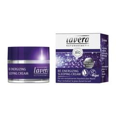 Lavera Nachtcreme/sleeping cream re-energizing F-D (50 ml)