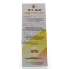 Posiforlid Oogmasker (1 stuks)