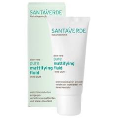 Santaverde Pure matterende creme zonder parfum bio (30 ml)