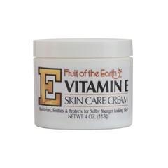 Fruit o T earth Vitamine E huidcreme (113 gram)