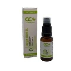 Cannacans CBD SOS rescue olie (20 ml)