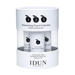 Idun Minerals Skincare travel set (50 ml)
