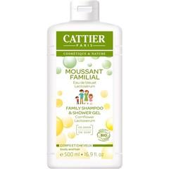 Cattier Family shampoo en shower gel (500 ml)