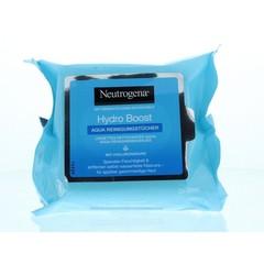 Neutrogena Hydra boost wipes (25 stuks)