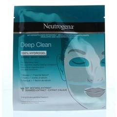 Neutrogena Detox hydrogel mask (1 stuks)